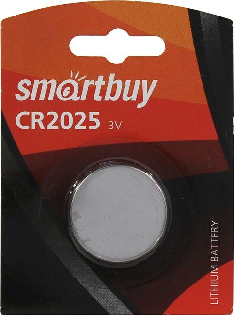Smartbuy SBBL-2025-1B CR2025