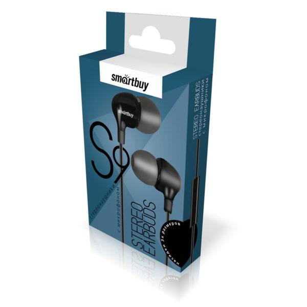 Универсальная мобильная гарнитура SmartBuy