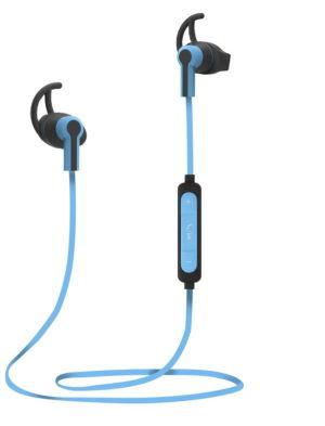 Внутриканальная Bluetooth-гарнитура Charisma, Smartbuy синяя